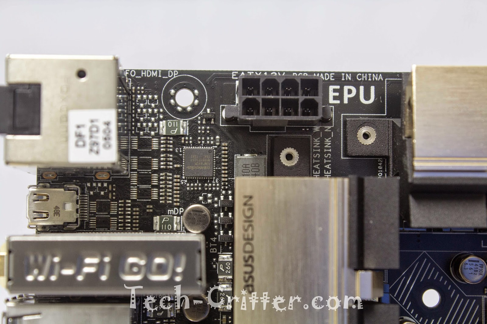 Unboxing & Review - ASUS Z97-Deluxe 168