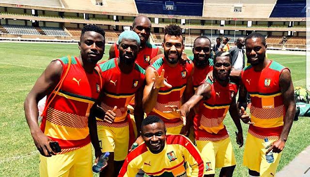 CLASSEMENT FIFA : LE CAMEROUN PERD TROIS PLACES