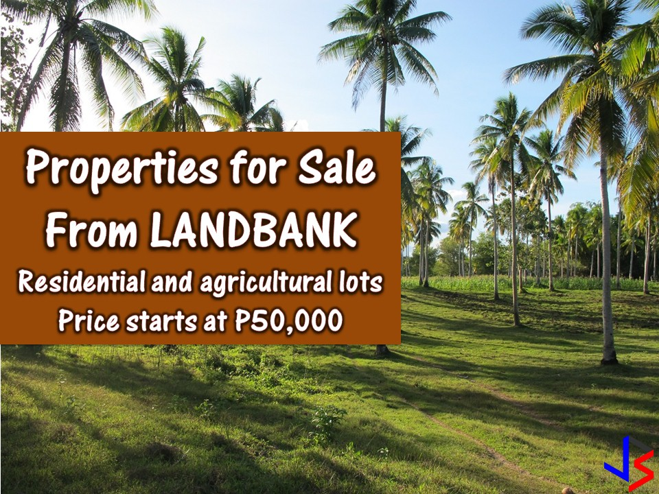 Here are the following foreclosed properties of Land Bank of the Philippines with a price range from P50,000 and above. So if you are looking for bankruptcy house or foreclosed house to buy for your family or for investment? Check it the list below!