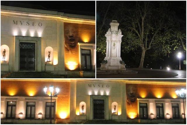 Museo de Bellas Artes de Bibao – Parque de Dona Casilda