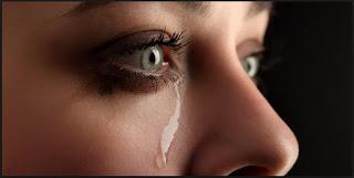 air mata, bakteri, cemas, emosi, frustasi, hipertensi, jantung, maag, menangis, mood
