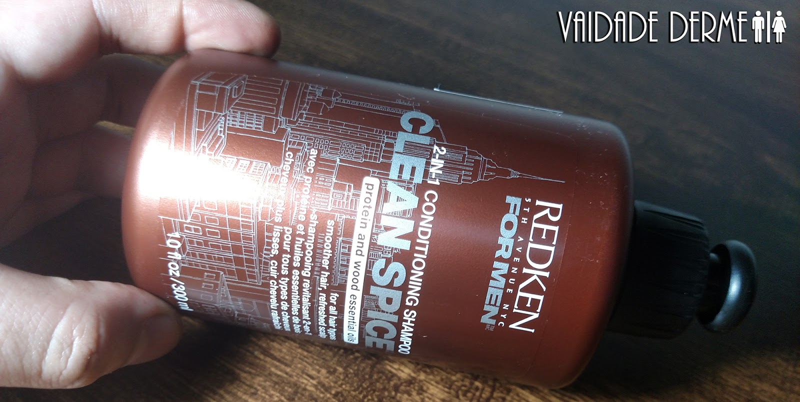 Redken For Men Clean Spice