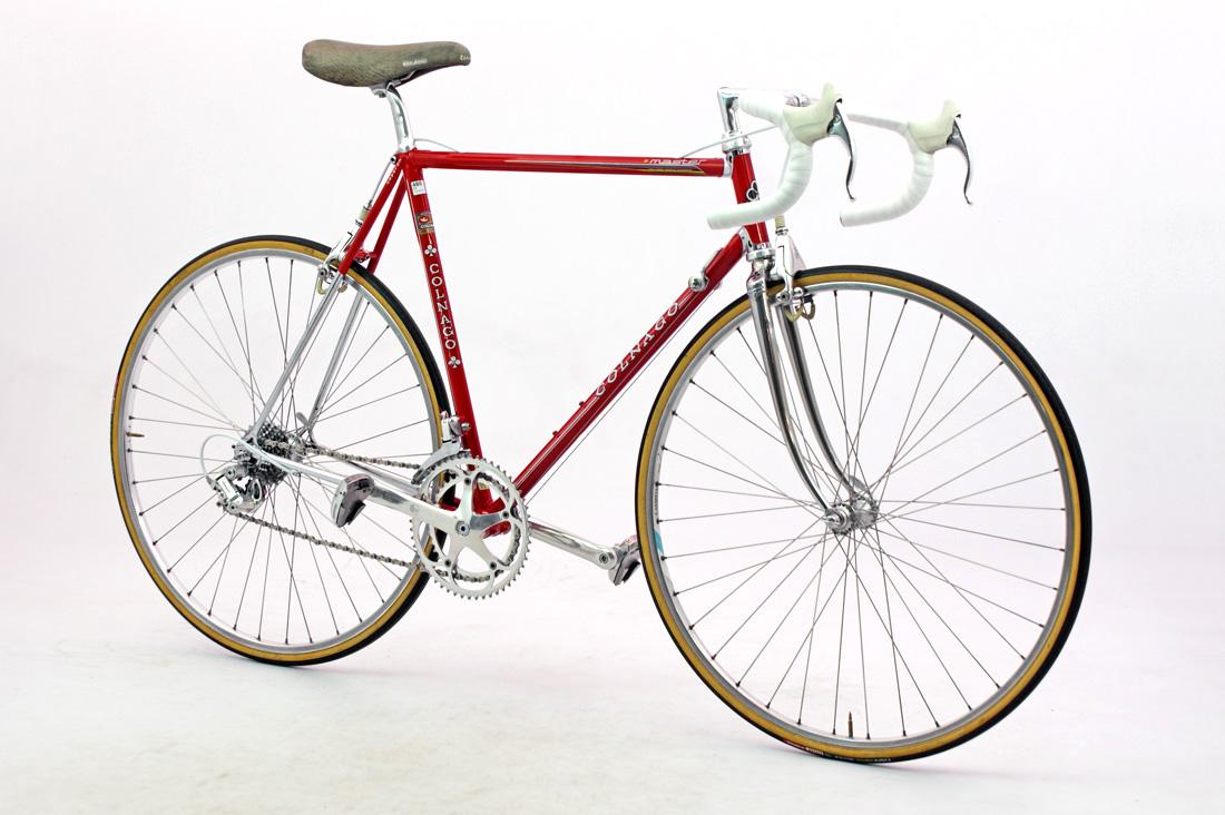 Perth Vintage Cycles 1989 Colnago Master Pui