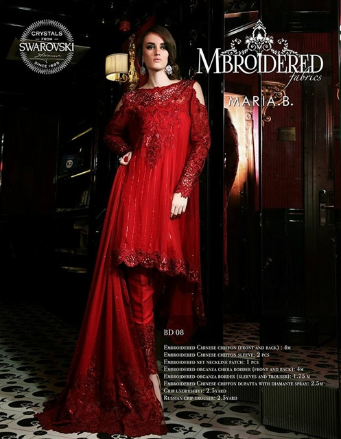 e4769a1c4e MARIA.B MBROIDERED Wedding Edition 2017-2018 Catalog ...