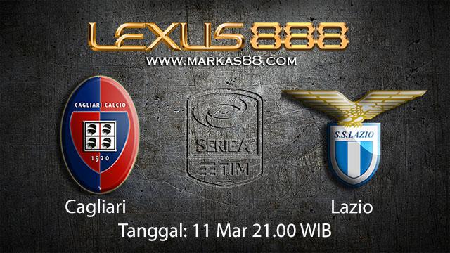 BOLA88 - PREDIKSI TARUHAN BOLA CAGLIARI VS LAZIO 11 MARET 2018 ( ITALIAN SERIE A )