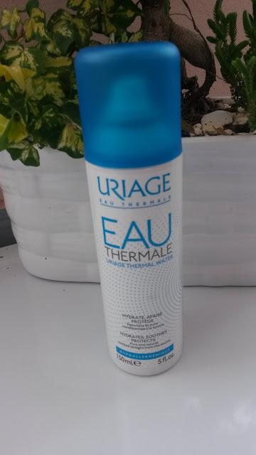 uriage termal su