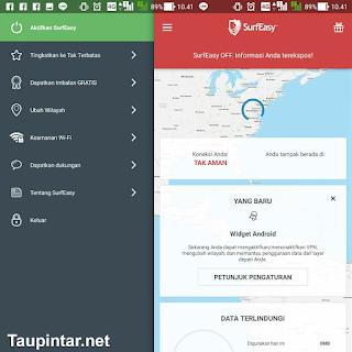 Cara Membuka Situs Terkunci di Android