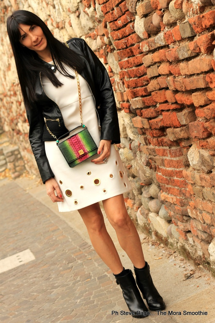 paola buonacara, fashion blog, fashion blogger, italian fashion blog, italian fashion blogger, fashion blogger italiana, tuwe, tuwe dress, peperosa, peperosa shoes, bag, veneziani, veneziani bag, veneziani luxury bag, shoes, outfit, look, ootd, stylish, model, bianco e nero, outfit bianco e nero, outfit black and white, look black and white, outfit rock, look rock, elegant
