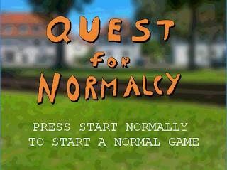 Quest for Normalcy par Captain Dreamcast 3
