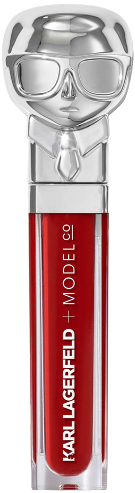 KARL LAGERFELD + MODELCO Kiss Me Karl Lip Lights Lip Gloss Tango