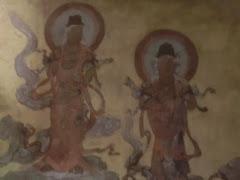 八坂の塔壁画