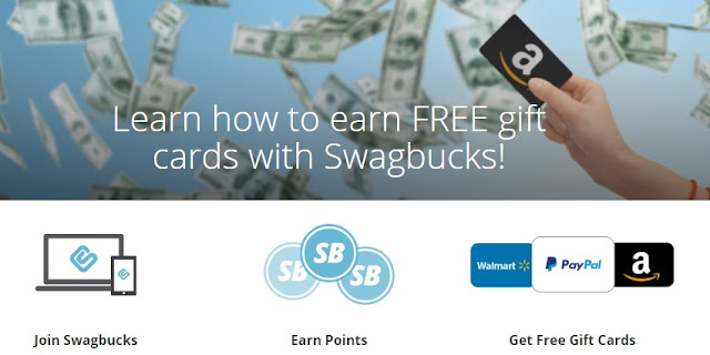 Swagbucks Review - Get $75 in Free Gift Cards ~ Get Real Freebies