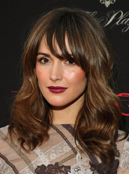 i want pretty make up amp hair rose byrne