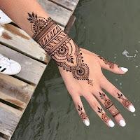 125 New Simple Mehndi Henna Designs For Hands Buzzpk