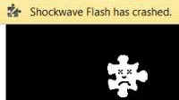 Soluzione al crash di ShockWave Flash su Chrome
