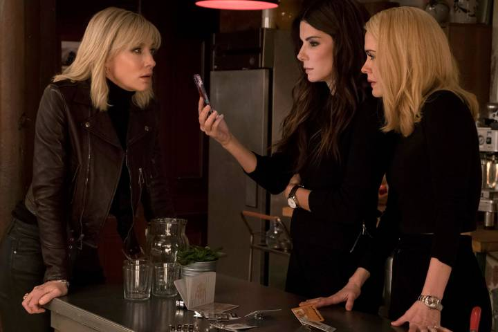 Ocean S Eight A Caper Comedy Sure To Make You Laugh Finding Wonderland