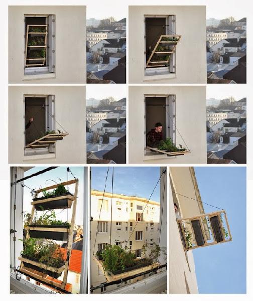 Garden Terrace Apartments: #DIY : Terrace Apartment Garden