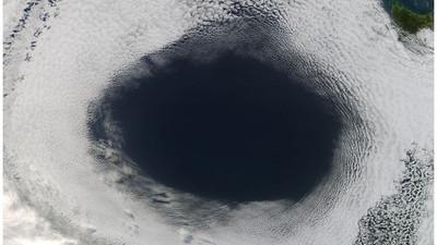 В Антарктиде найдена дыра, которая по площади превышает Нидерланды