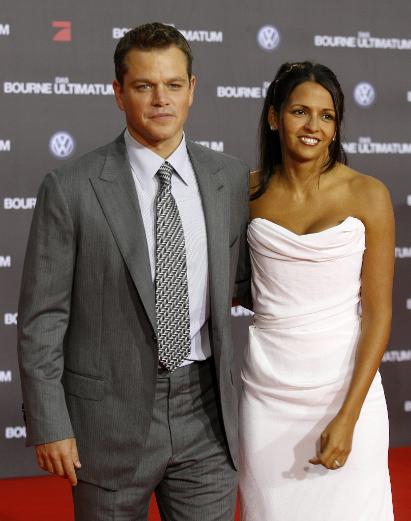 Matt Damon | Actor Wit...