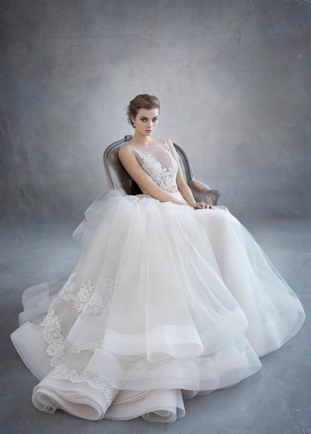 vestidos de novia lazaro