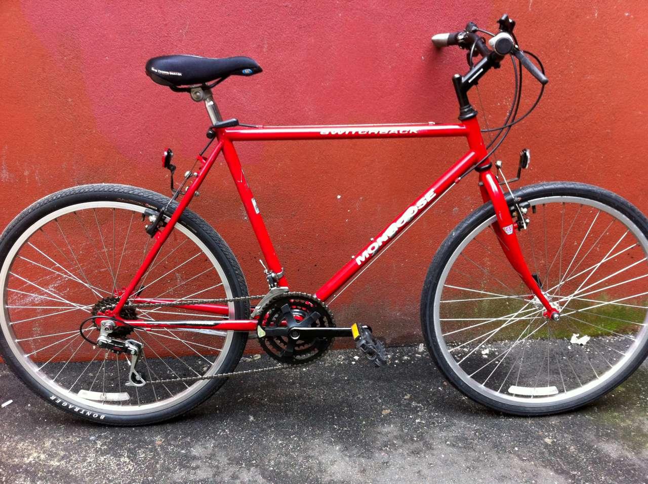 Bike Boom Refurbished Bikes Mongoose Switchback Mountain Bike-6453