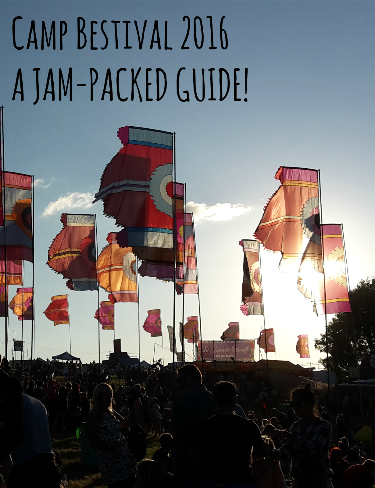 Camp Bestival 2016 ~ A jam-packed guide! // 76sunflowers