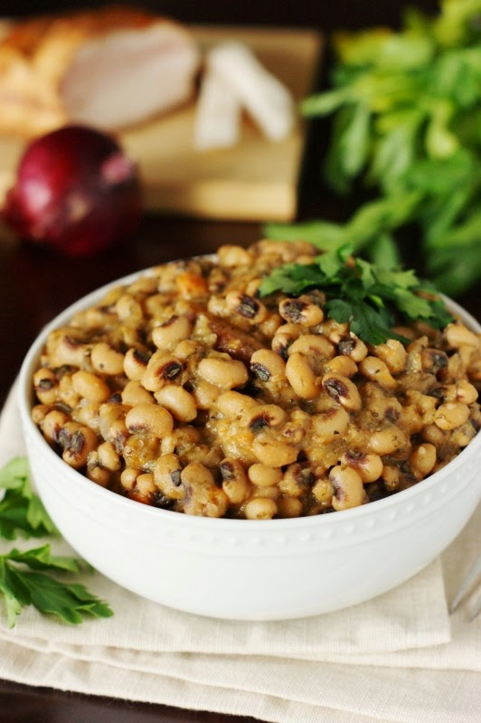 New Year's Day Black Eyed Peas