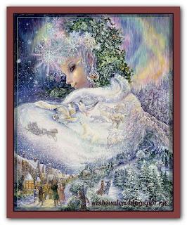 """HAED HAEJW95126 """"Snow Queen"""""""