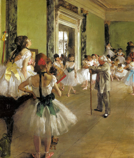 パリに生まれ、パリとバレエを愛した画家 エドガー・ドガ