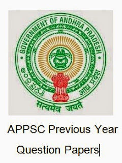 APPSC Agriculture Officer AO Main Exam Question Paper 2017-18/ Model Paper 2019