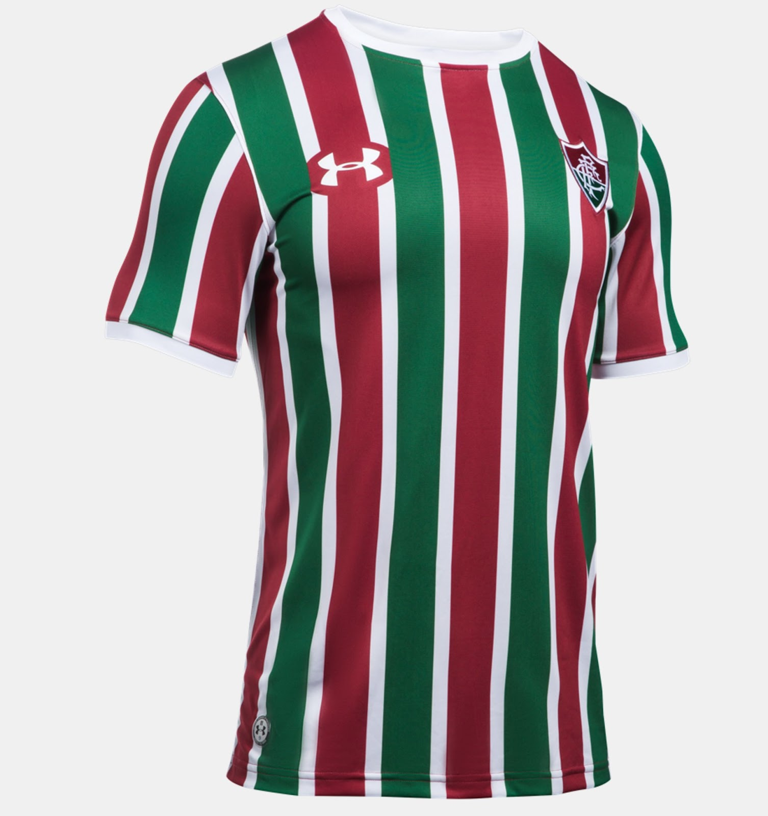 267b4332152 No More Dryworld Under Armour Fluminense 17-18 Home & Away Kits Released -  Footy Headlines (1506x1600) ...