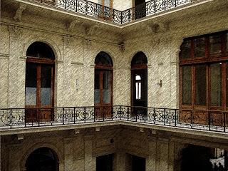 O Interior da Casa Rosada, em Buenos Aires: a Sede do Governo Argentino