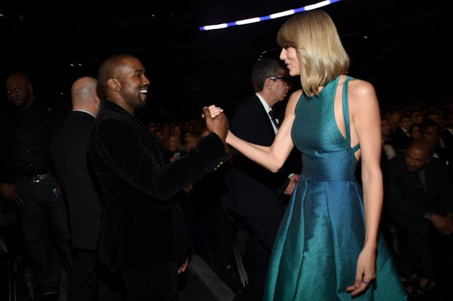 Taylor Swift no puede demandar a Kanye West