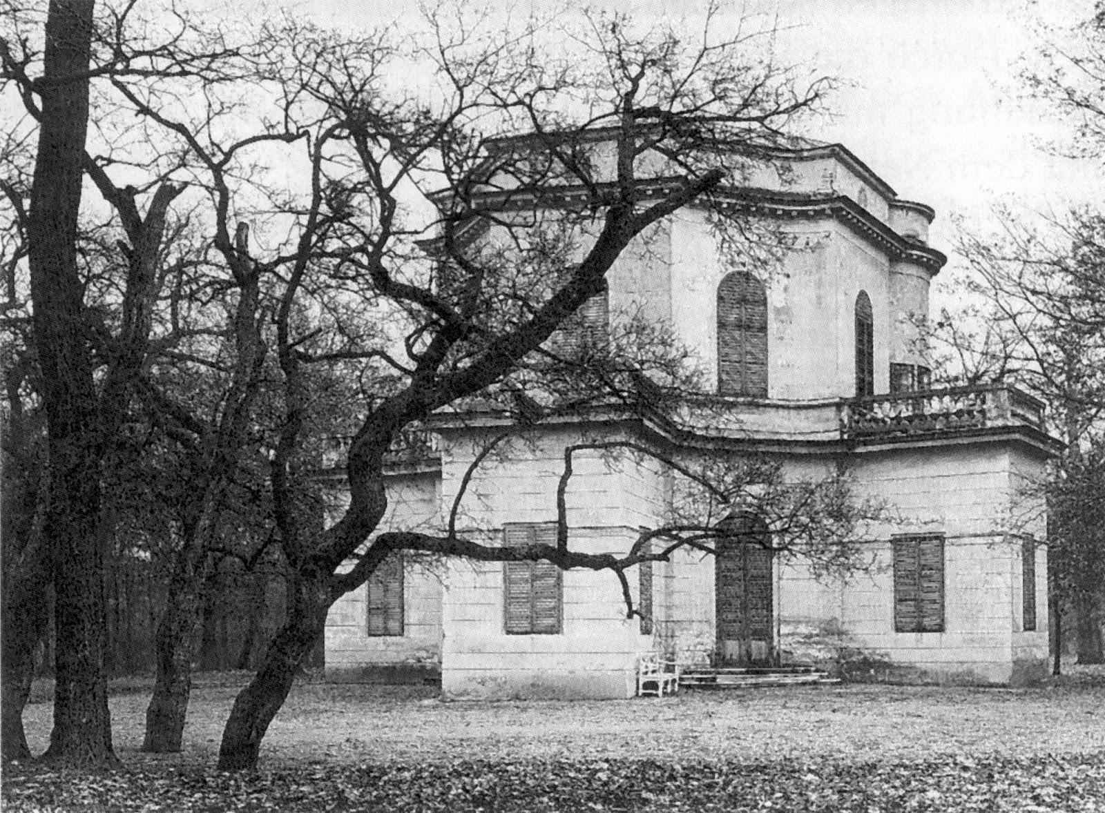 U0027Lusthaus Im Eichenhainu0027 Um 1900 (Gemeinde Laxenburg)