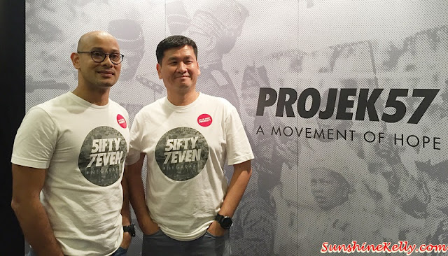 Projek57, A Movement of Hope, Atria Shopping Gallery, Collin Swee, Syed Sadiq Albar, GTXperiment,