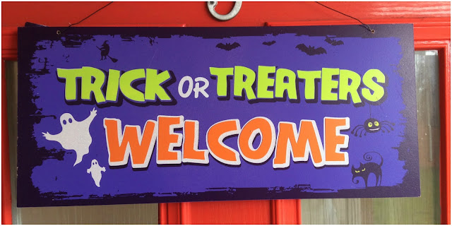 Halloween with Home Bargains 2015 #Review