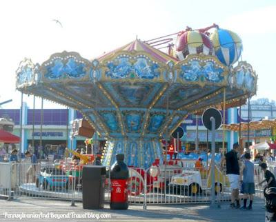 Morey's Piers Amusement Park in Wildwood New Jersey