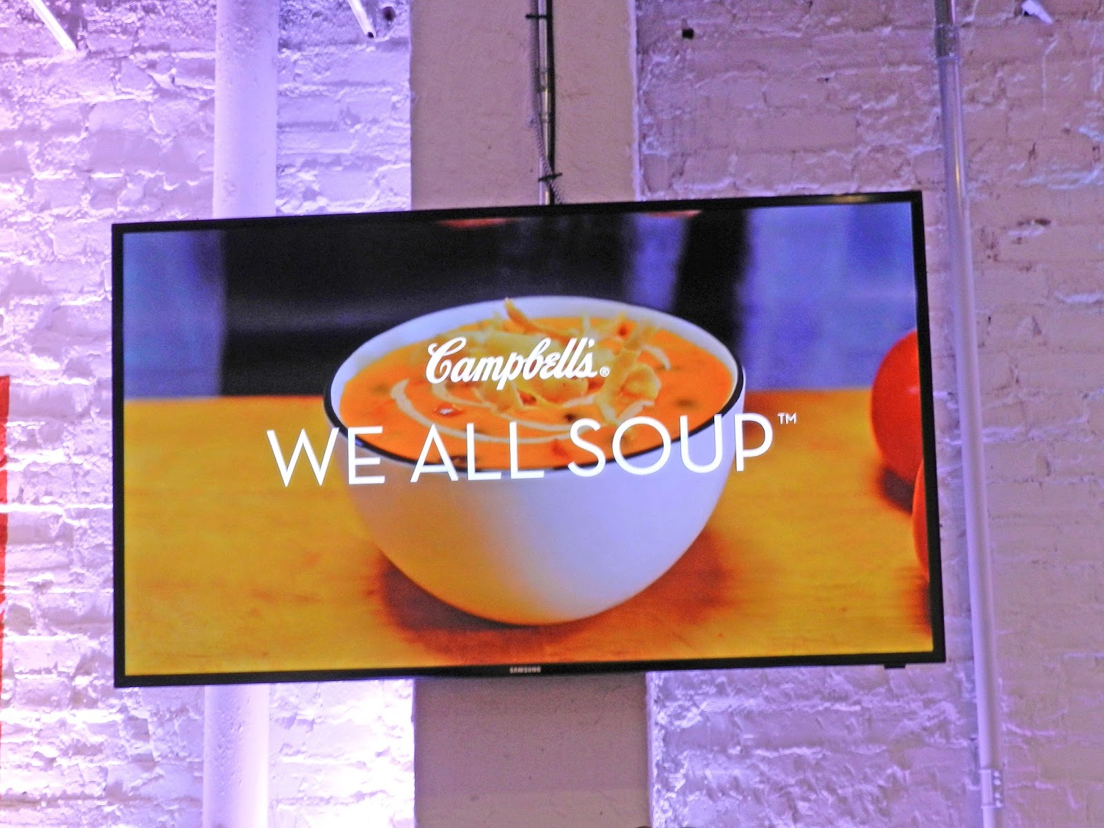Toronto Pop Up Food Campbells Soup Restaurant best