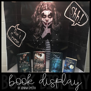Display is available for purchase in my TpT store.