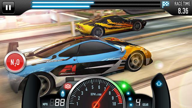 7 Game Balapan Mobil Android Terbaik dengan Grafis Tinggi