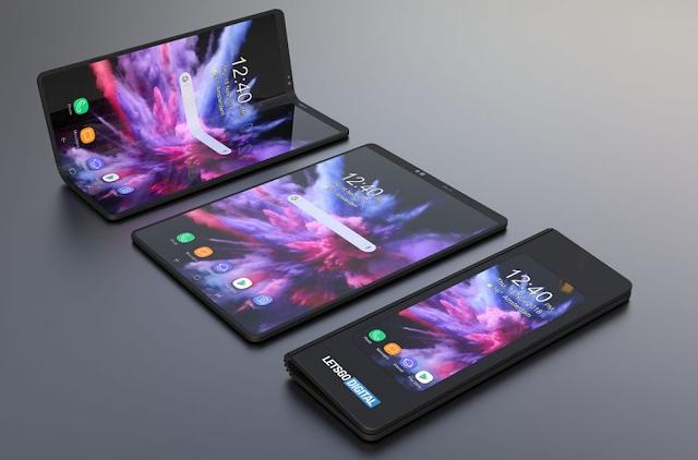 Samsung Galaxy Fold plegable-TuParadaDigital