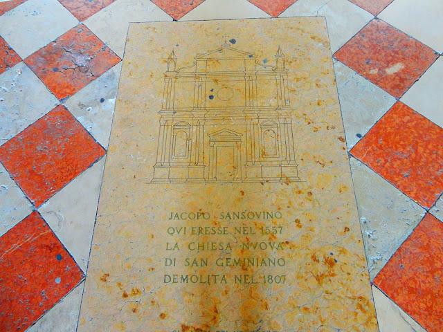 Chiesa San Geminiano, Benátky