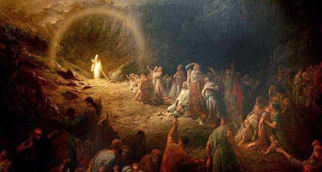Significado da pregação aos espíritos em prisão