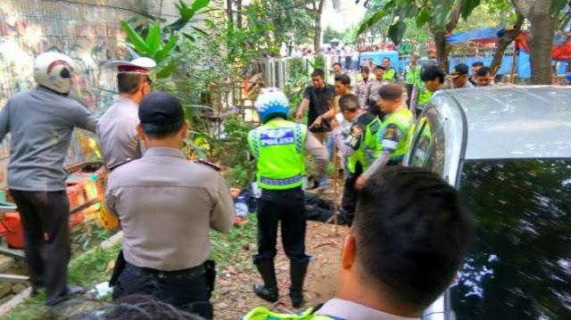 Polisi Amankan Barang Bukti yang Ditemukan di TKP Penusukan Kapolsek Tangerang