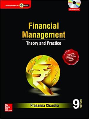Download Free Book Financial Management by Prasanna Chandra PDF