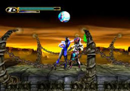 Mortal Kombat Mythologies Sub-Zero PC Game Free Download