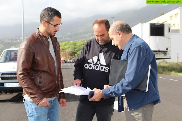 El ayuntamiento reformará y ampliará la red de abastecimiento de agua en el polígono industrial de Mirca