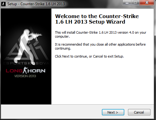 Download counter-strike 1. 6 longhorn 2014 + latest ucp.