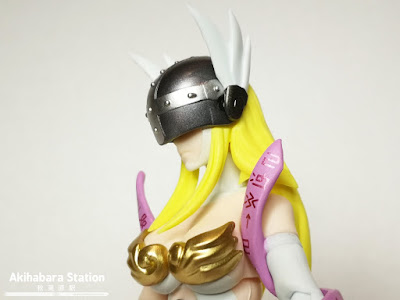 "Figuras: Reseña de ""Digivolving Spirits 04. Angewomon"" de Digimon Adventure - Digimon Adventure - Tamashii Nations"