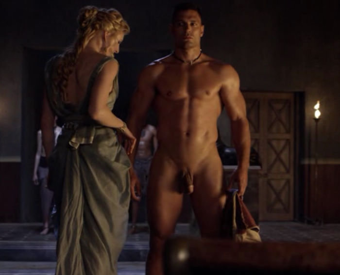 spartacus naked pictures